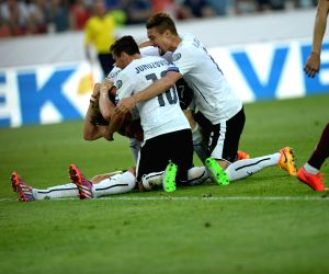 RUSSIA-MOSCOW-UEFA EURO 2016 QUALIFIERS-RUSSIA VS AUSTRIA