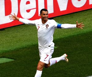 Ronaldo becomes Europe's all-time leading scorer