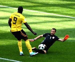 World Cup: Belgium trounce Tunisia in high-scoring tie