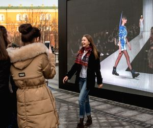 RUSSIA-MOSCOW-FASHION WEEK