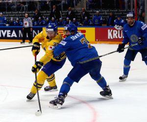 RUSSIA-MOSCOW-ICE HOCKEY-KAZAKHSTAN VS SWEDEN