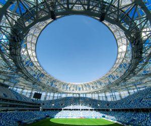 RUSSIA NIZHNY NOVGOROD WORLD CUP STADIUM