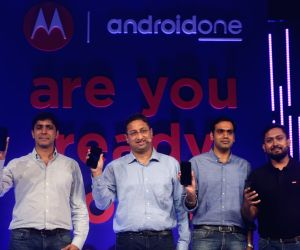 "Motorola One Power"" launch"