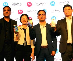 Moto's launches G4 and G4 plus smartphones