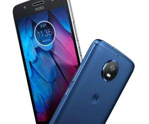 File Photo: Blue Moto G5S