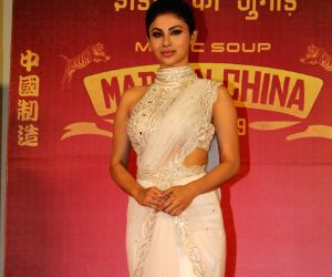 Mouni Roy loving the magical touch of 'Made In China'