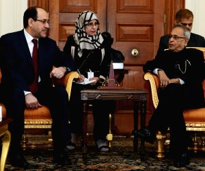 Prime Minister of Iraq calls on President