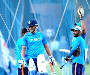 India vs England :  Practice Session - India