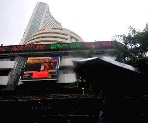 Sensex slumps 700 points, gives up 49,000