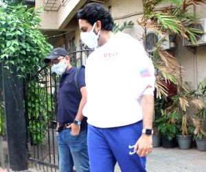 Abhishek Bachchan urges all to remain cautious, follow all rules