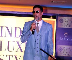Announcement of India Luxury Style Week 2015