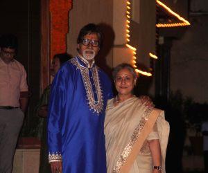 Karva Chauth 2019: Amitabh Bachchan shares unseen pic of 'better half' Jaya Bachchan