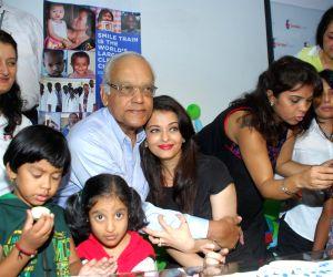 Aishwarya Rai Bachchan gifts a 100 surgeries for cleft children