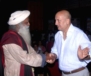 DVD launch of Sadhguru Jaggi Vasudev