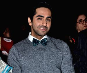 Ayushman Khurana during the FEM press conference