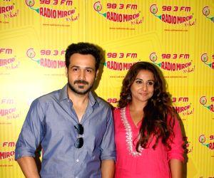 Promotion of film Hamari Adhuri Kahani