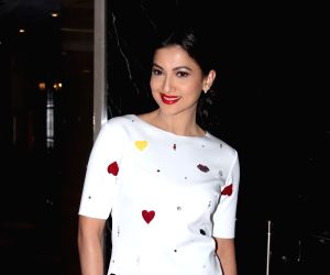 Gauahar Khan during the Inauguration of India and SAARC Operations
