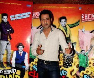Media interaction for film Second Hand Husband
