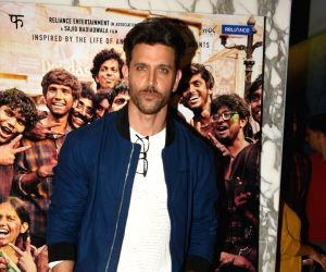 Hrithik's Super 30 is an inspiring life story