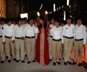 Huma Qureshi launches 'Anmol Hai Tu- Nayi Soch Ko Salaam' on Star Plus