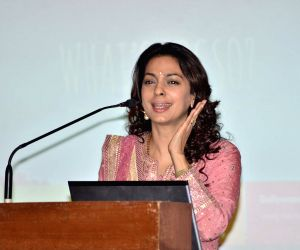 Juhi Chawla, Nagesh Kukunoor launch portal against Child Sexual Abuse