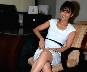 Madhurima Tulli at Healthy Smile Healthy You Campaign