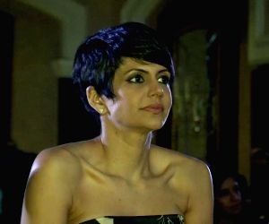 Mandira Bedi at Yes Bank Golf Foundation