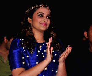 Parineeti launches KPDL Mobile App