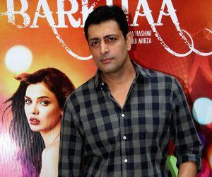 Film Barkhaa trailer launch