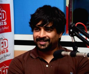 R Madhavan at Red FM