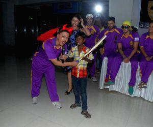 BCL Team Rowdy Bangalore celebrates Childrens Day