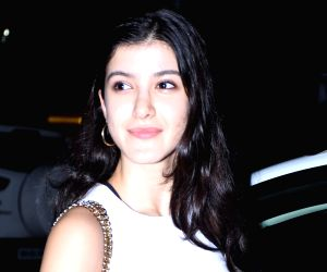 Shanaya Kapoor: I'd start crying if Karan Johar directs me