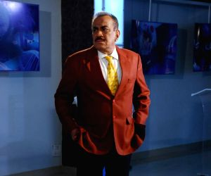 Promotion of the film Mr X on the sets of television serial CID