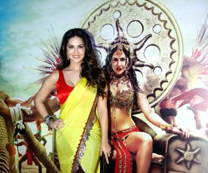 Trailer launch of upcoming film Ek Paheli Leela
