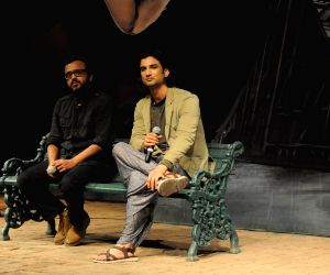 Trailer launch of film Detective Byomkesh Bakshy!