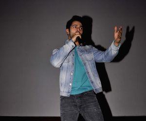 Promotion of film Badlapur