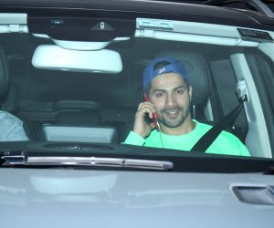 I'm not scared of failure: Varun Dhawan