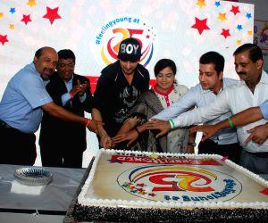 Zayed Khan attend Essel World's silver jubilee celebration