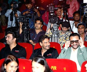 Ajay Devgn is a generous actor: Saif Ali Khan
