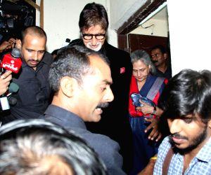 Screening of film Shamitabh