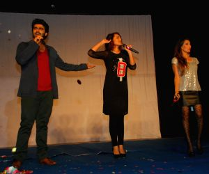 Promotion of film Tevar