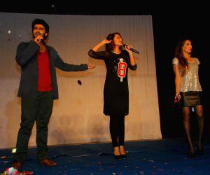 Promotion of film Tevar