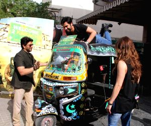 Film Welcome to Karachi trailer launch
