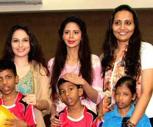 Bollywood celebrities celebrate Children's Day with special children