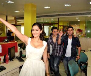 Promotion of film Dolly Ki Doli