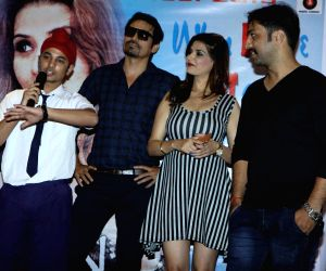 Promotion of film Monsoon