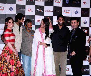 Trailer launch of film Baahubali
