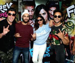 'Fukrey Returns' team overjoyed with film's response