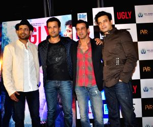 Premiere of film Ugly