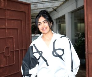 I have a flexible image: Adah Sharma